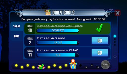 Absolute Bingo- Free Bingo Games Offline or Online 2.05.003 screenshots 8