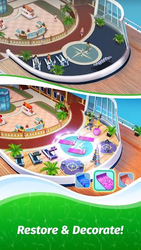 The Love Boat: Puzzle Cruise u2013 Your Match 3 Crush! screenshots 7