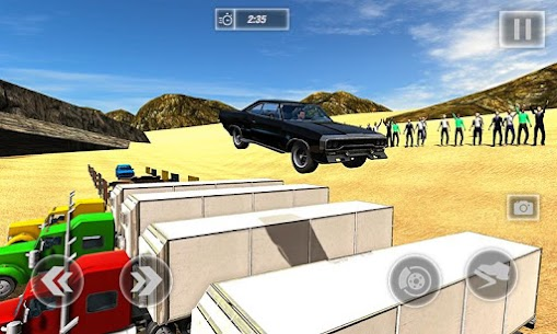 Hollywood Rooftop Car Jump: Stuntman Simulator 1.3 Mod APK (Unlimited) 3