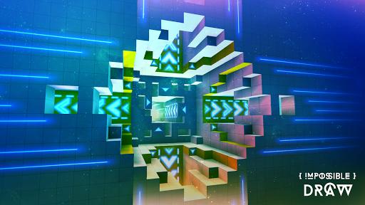 u2728Impossible Drawud83dudc46: Color helix puzzle maze apkdebit screenshots 12