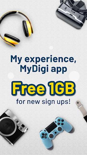 MyDigi Mobile App 12.0.0 Screenshots 7