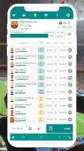 Superkickoff - Soccer manager  screenshots 2