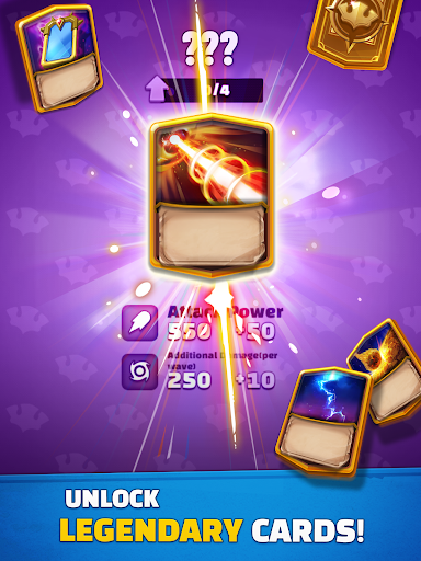 Random Card Defense : Battle Arena 1.0.30 screenshots 22