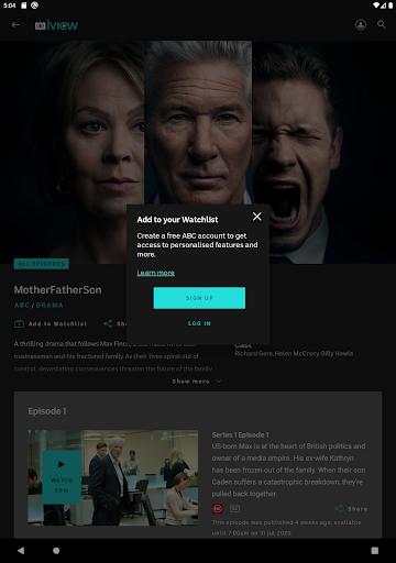 ABC iview  screenshots 11