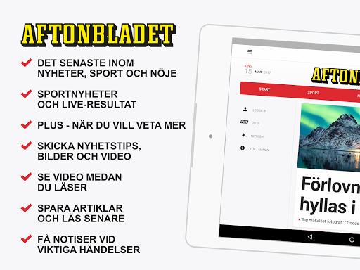 Aftonbladet Nyheter 4.30.1 Screenshots 9