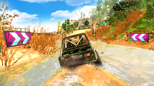 Xtreme Offroad Rally Driving Adventure 1.1.3 screenshots 4