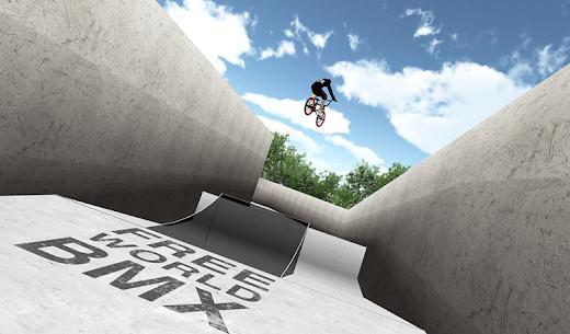 Free World BMX MOD APK 1.1.0 (Unlimited Money) 1
