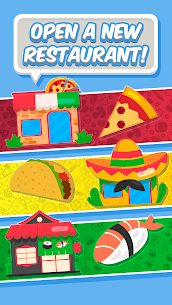 Free Food Tycoon FRVR Apk Download 2021 5