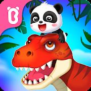 Baby Panda's Dinosaur Planet