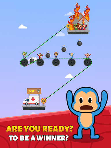 Monkey Rescue Puzzle 1.0.2 screenshots 12