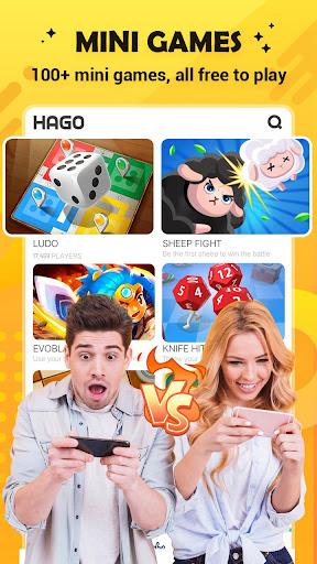 HAGO - Hangout Virtually: Game, Chat, Live 3.34.11 screenshots 1