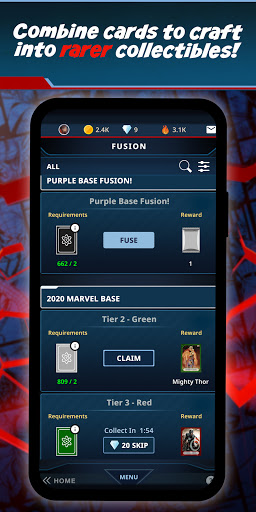 Marvel Collect! by Toppsu00ae Card Trader screenshots 4