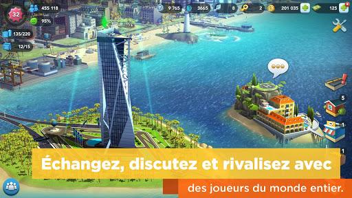 Télécharger SimCity BuildIt APK MOD (Astuce) screenshots 3