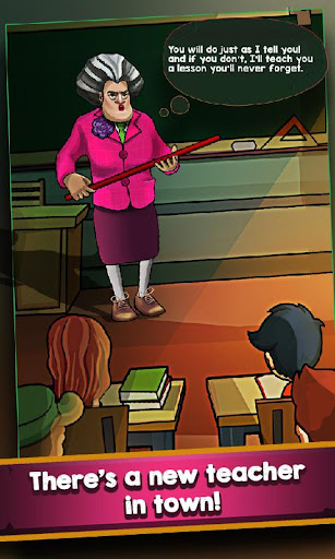 Scary Teacher : Addictive Word Game 2.1 Screenshots 2