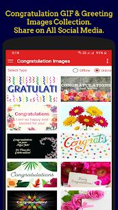 Congratulation GIF 💖 Collection 2