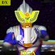 DX Ultraman Tiga Sim for Ultraman Tiga