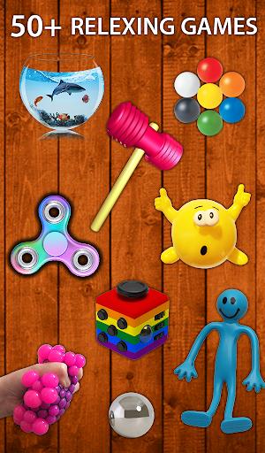 Fidget Toys 3D: Pop it Antistress 3D Calming Games  screenshots 15