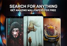 screenshot of Walli - 4K, HD Wallpapers & Backgrounds