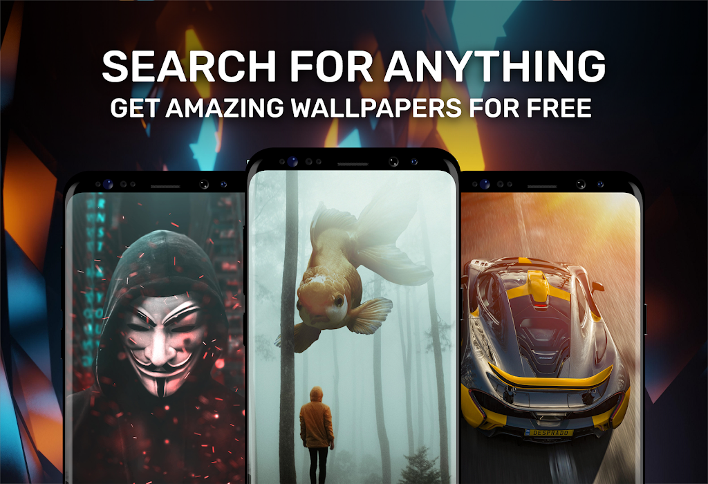 Walli - 4K Wallpapers & Backgrounds poster 3