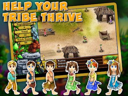 Virtual Villagers: Origins