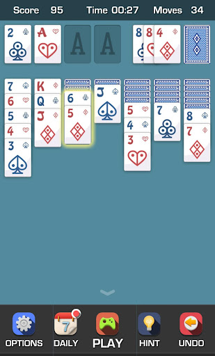 Free Solitaire Game 1.0.49 screenshots 4
