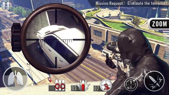 Tải Sniper Shot 3D MOD APK 1.5.0 (mua sắm miễn phí) 1