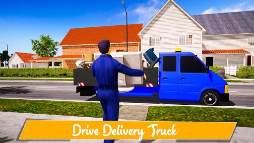 House Movers Job Simulator- Home Decor & Design screenshots 2