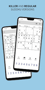Sudoku - Free Classic Brain Puzzle Number Games
