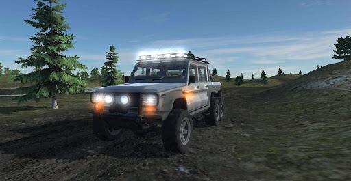 REAL Off-Road 2 8x8 6x6 4x4  screenshots 1