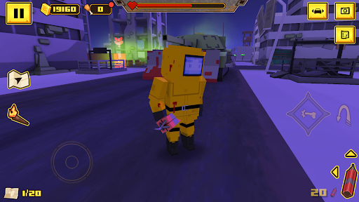 BLOCKAPOLYPSEu2122 - Zombie Shooter  screenshots 9