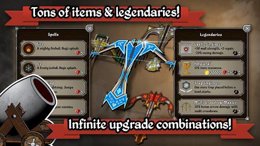 Grim Defender: Castle Defense 1.68 screenshots 6