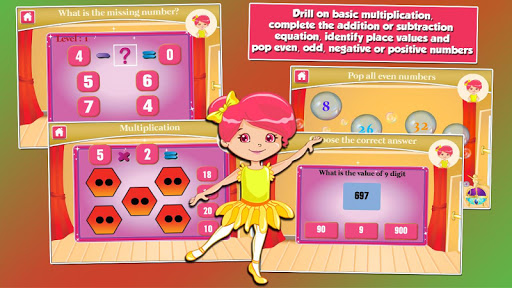 Ballerina Grade 2 Games 3.16 screenshots 7