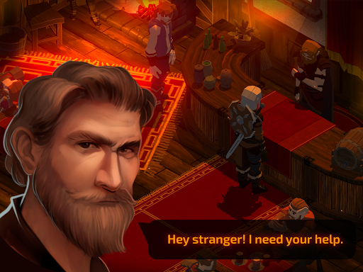 Slash of Sword 2 - Offline RPG Action Strategy screenshots 6