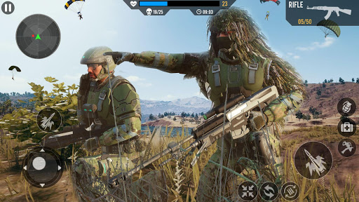 Critical Cover Strike Action: Offline Team Shooter 1.13 screenshots 5