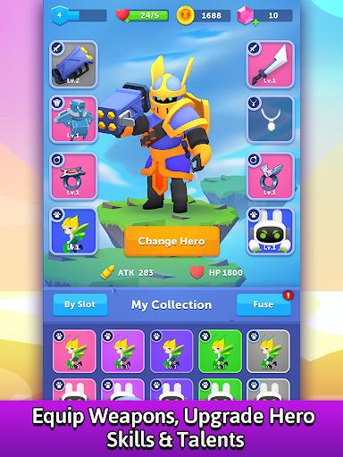 Bullet Knight: Dungeon Crawl Shooting Game 1.1.4 screenshots 16