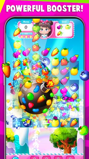 Fruit Crush : Fruit Candy Blast - Match Puzzle  screenshots 3