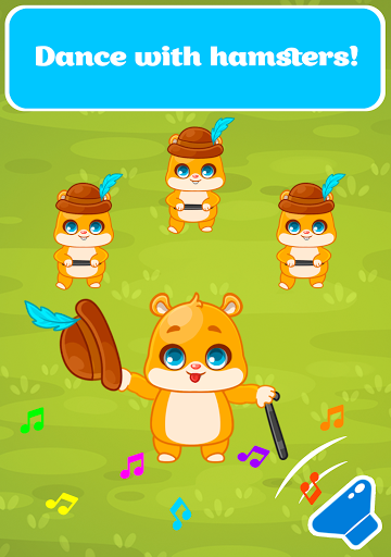 Babyphone - baby music games with Animals, Numbers  screenshots 8