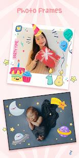 Kawaii Photo Editor   Kawaii Stickers and Frames