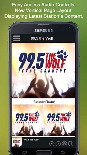 99.5 the Wolf modavailable screenshots 2