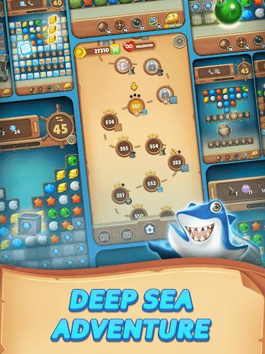Ocean Hunter : Match 3 Puzzle 1.0.8 screenshots 23
