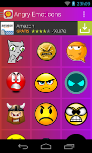 Angry Emoticons Apk İndir 4