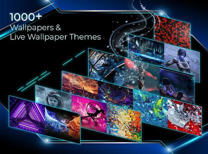 ARC Launcher 2021 Themes Wallpapers No Ads 46.3 Screenshots 4