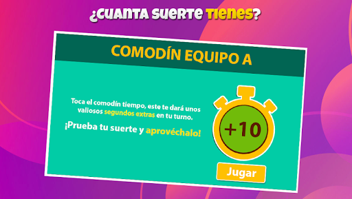Charadas: Adivina Quiu00e9n Soy (Juego por equipos) 1.0.2 screenshots 3