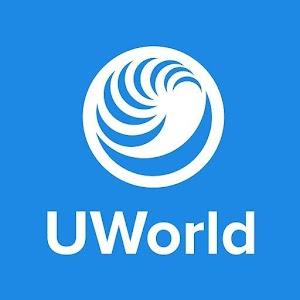 UWorld USMLE 17.1 by UWorld LLC logo