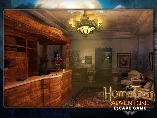 Escape game:home town adventure 29 Screenshots 8