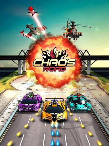 Chaos Road: Combat Racing  screenshots 13