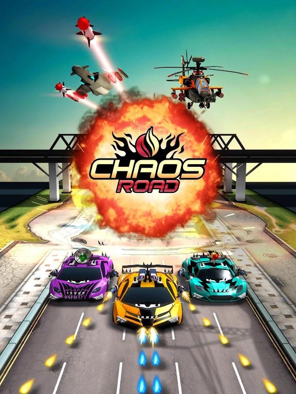 Chaos Road: Combat Racing poster 12