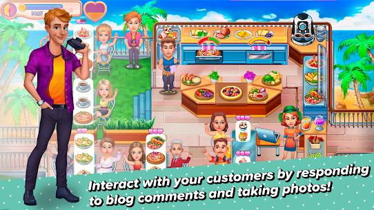 Claire's Café: Tasty Cuisine Mod Android 2