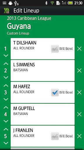hit wicket cricket - west indies league game screenshot 3