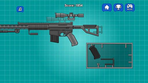 Assemble Toy Gun Sniper Rifle 2.0 screenshots 3